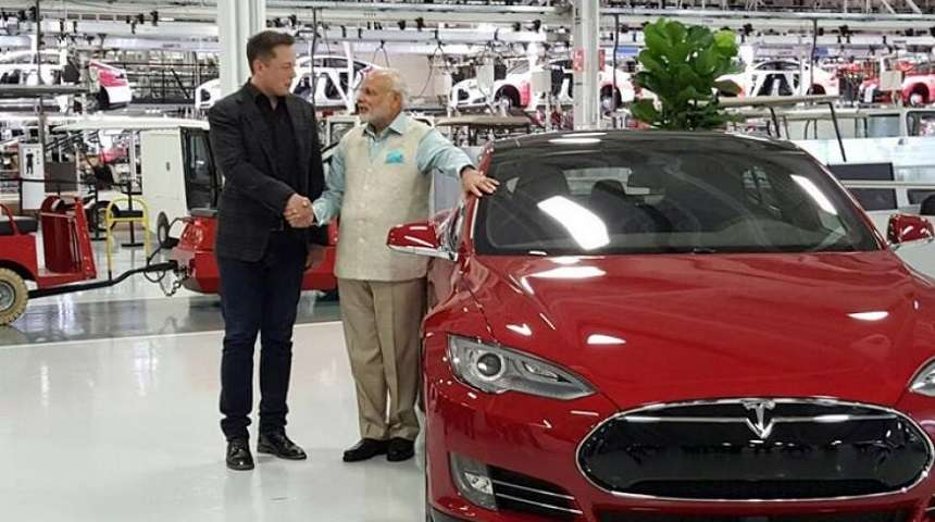 Tesla Giga India Grows Increasingly Likely as Minister of Industry Extends Invitation