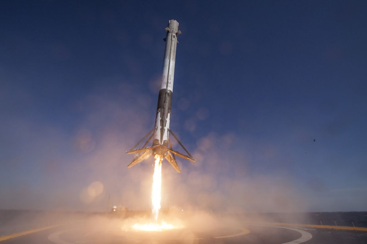 SpaceX aims to recover a pre-flown rocket a fifth time during tonight's Starlink mission -Watch It Live!