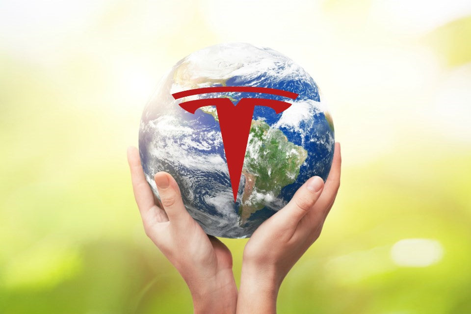 To Accelerate The World's Transition To Sustainable Energy With Tesla On Earth Day