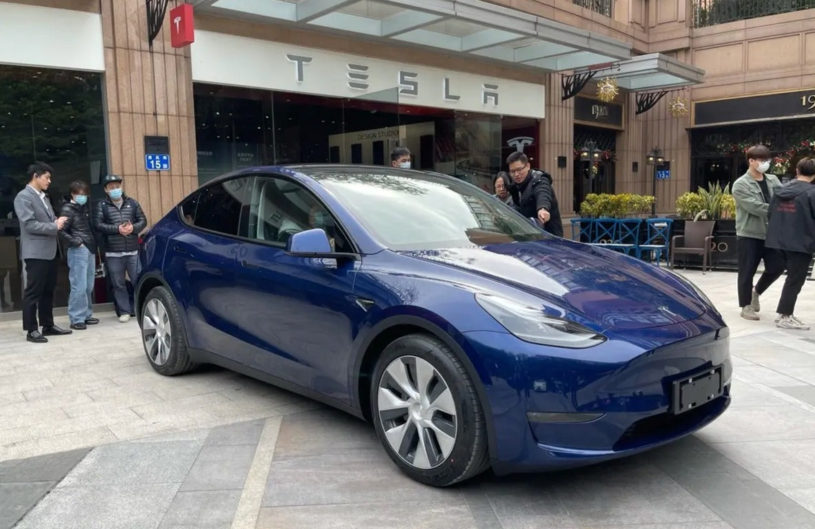 Source: Tesla Giga Shanghai-Made Model Y to Start Delivery in China this Monday, January 18
