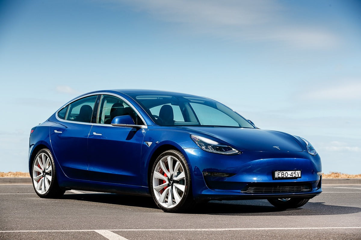 Tesla Model 3 Retains Better Resale Value Than Any Other Vehicle