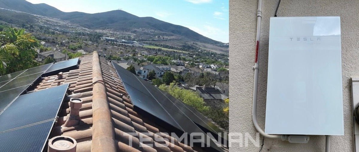 First Look: Tesla Inverter Installed on 10.20 kW Solar System & Exclusive Photos