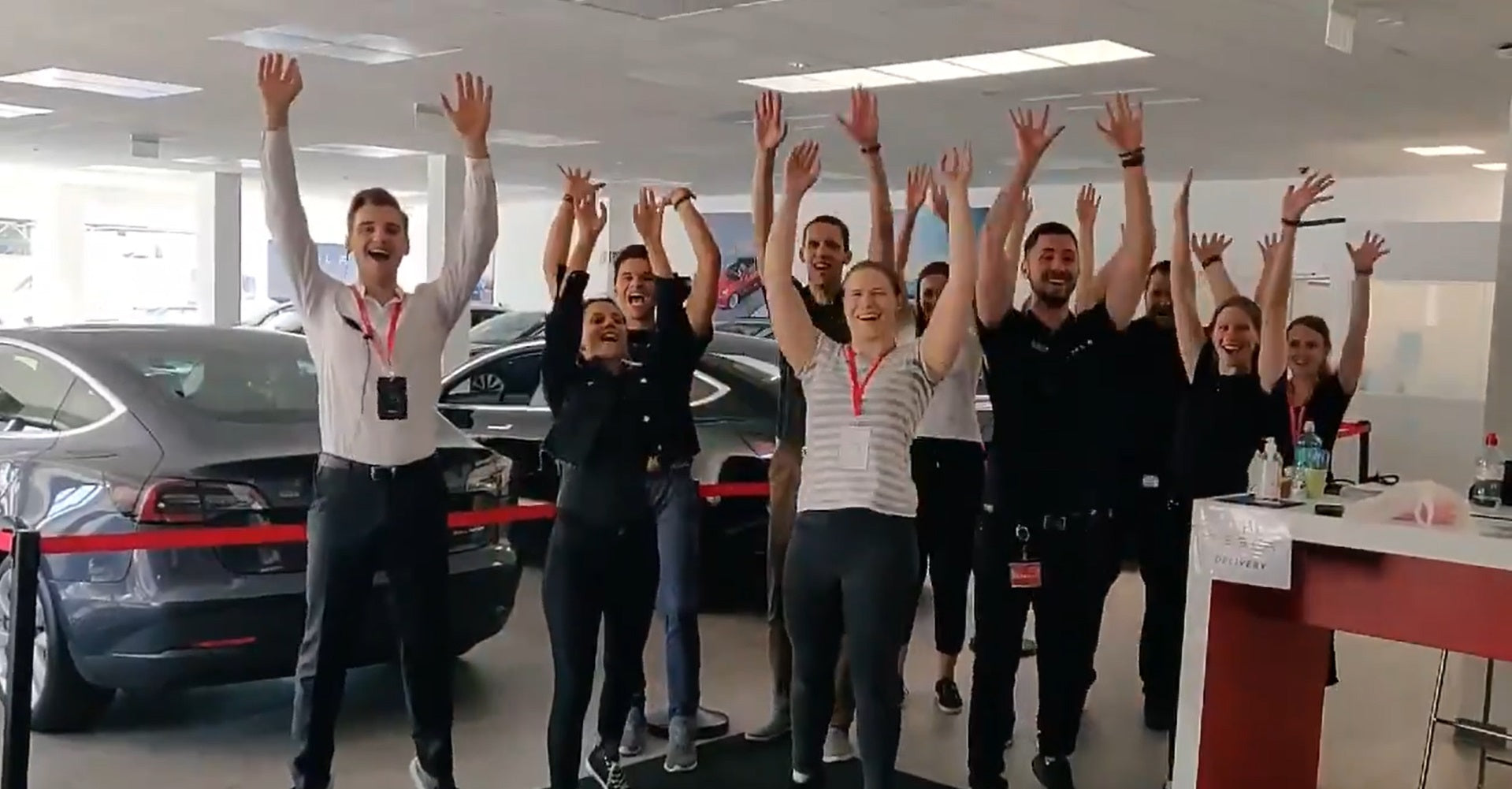 Tesla Teams (Globally) Are Working Hard For The Quarter End Push