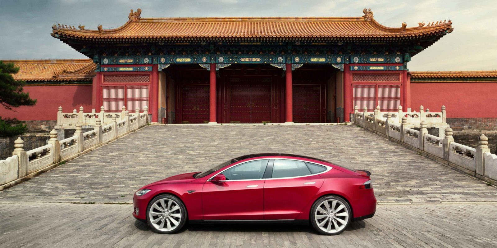 Tesla Giga Shanghai's Model 3 Will Benefit With Gov EV Subsidies Extension Policy
