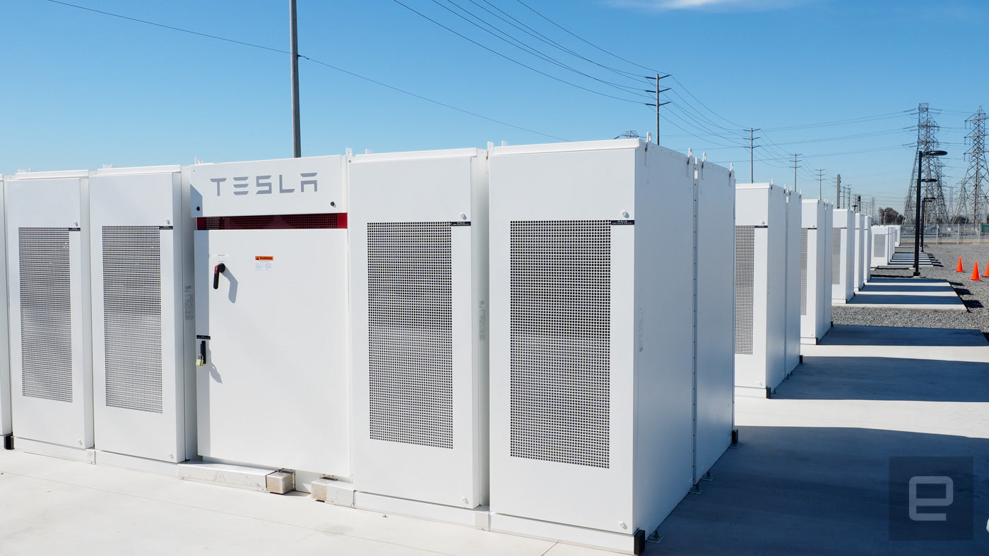 Vertical Integration Drives Tesla Energy Storage Demand In 2020 And Beyond