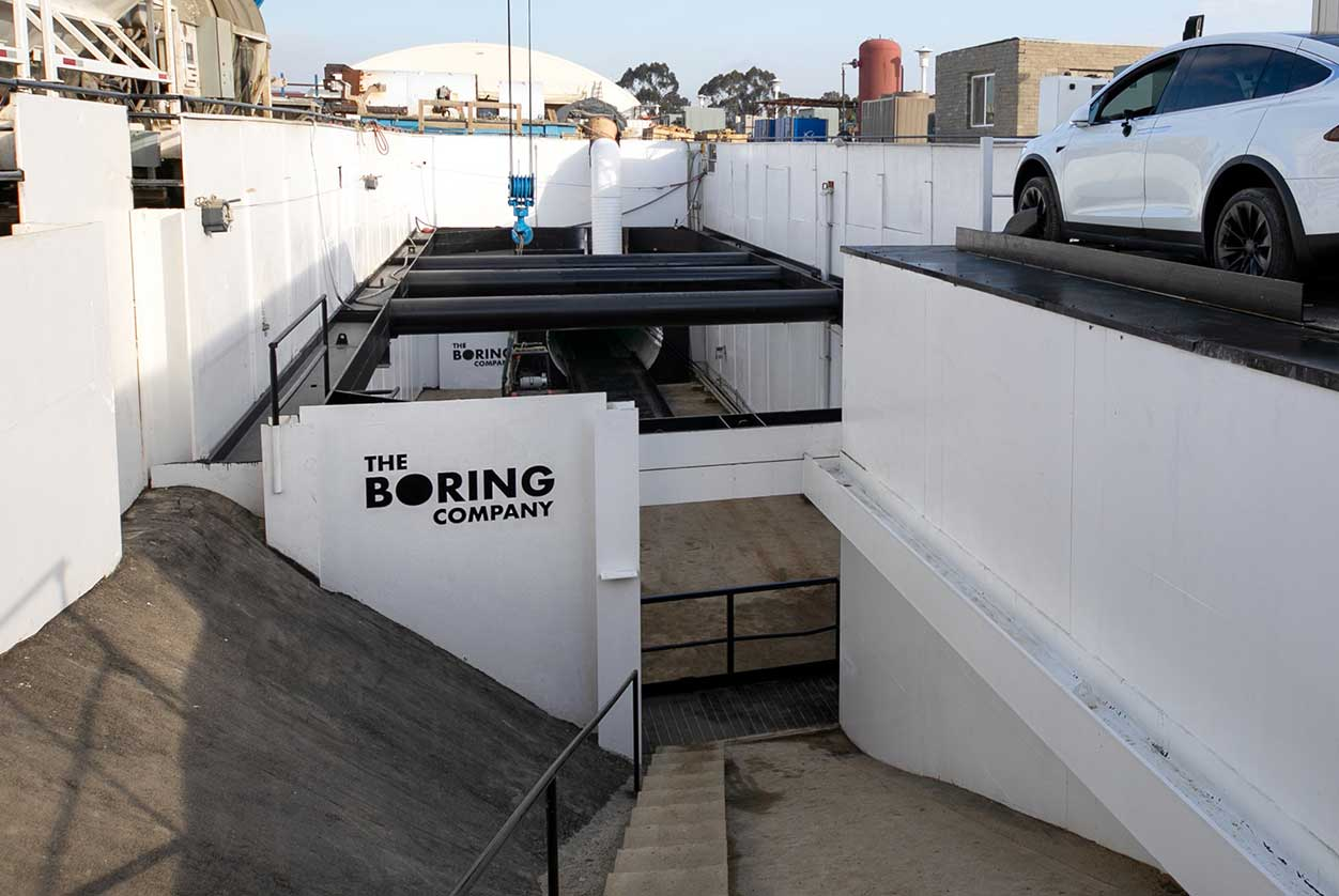 The Boring Company's Beat The Snail Competition Is Now Opening For Everyone