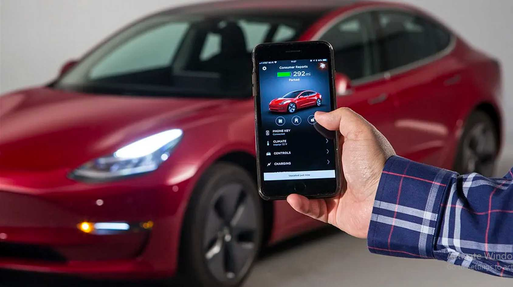 Tesla Is Introducing Touch-Less Deliveries In US