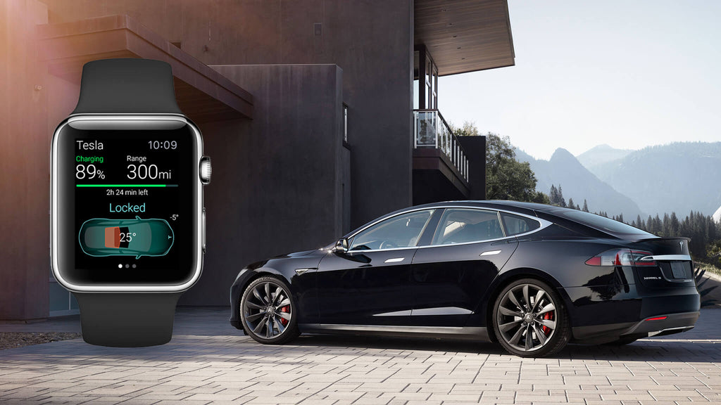 Tesla Wearable Operation System App Could Soon Be Available [Rumor]