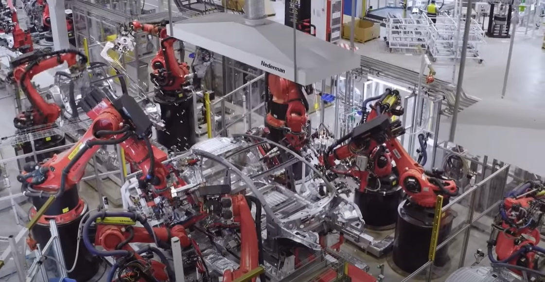 Tesla Giga 3 Shanghai Is Hiring Production Workers Again To Ramp Model 3 Production Capacity