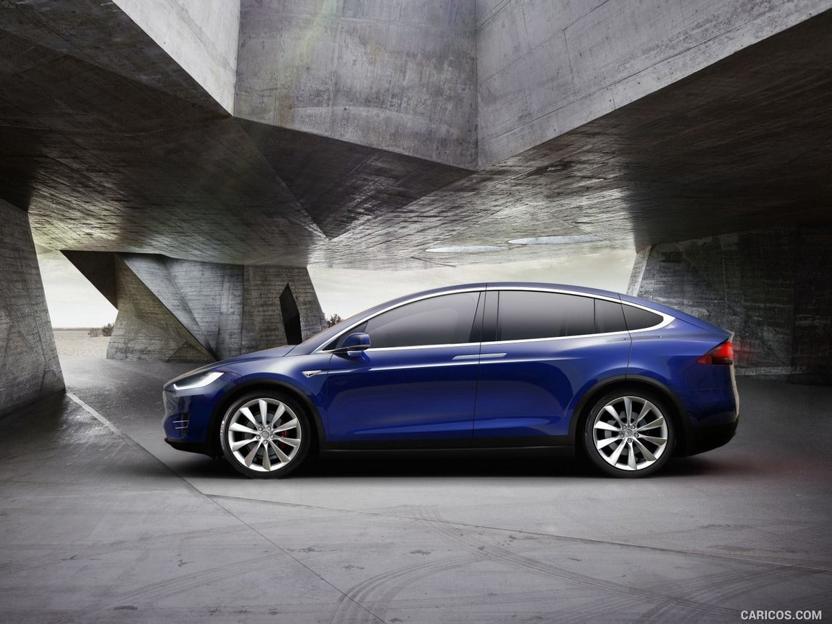 Tesla Refreshed Model X May Soon Begin Production In March