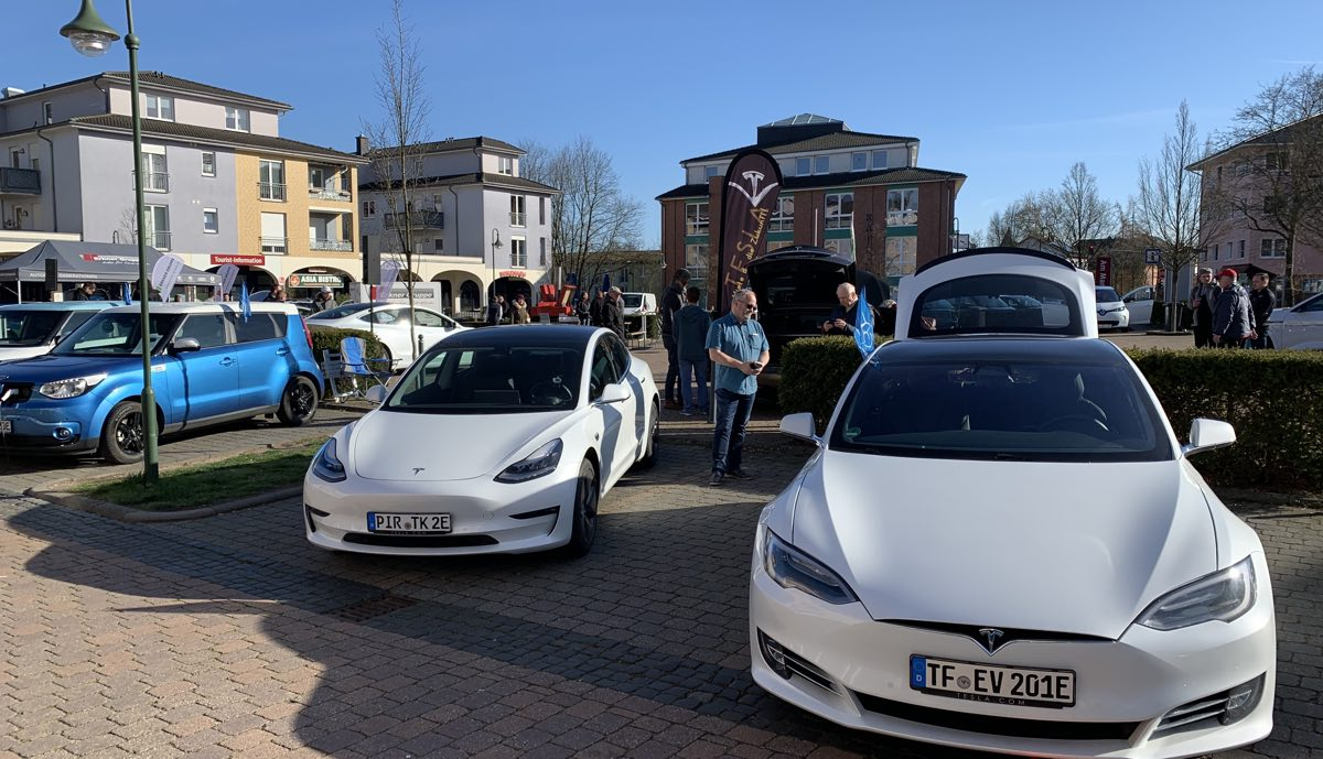 EV Festival in Tesla Giga Berlin Area Has Support From Residents and Tesla Owners