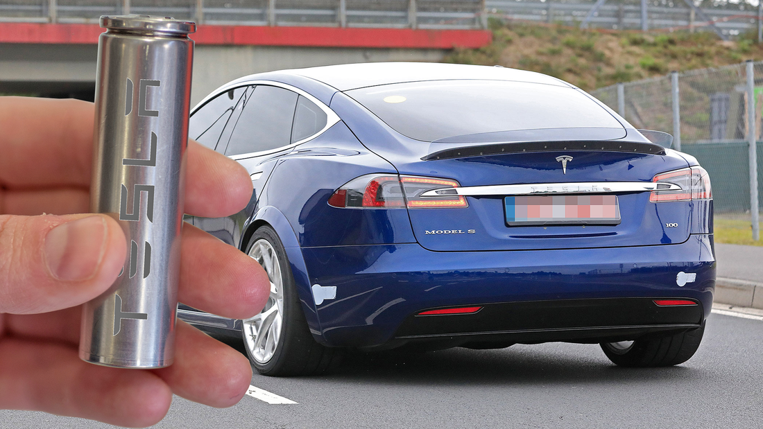 Tesla Roadrunner Battery Project Hints New Cell Design & More