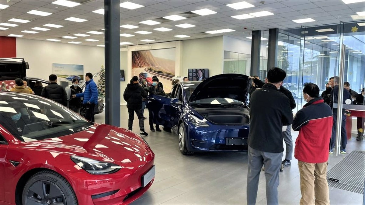 Tesla Model 3 & Y Take Leading Positions in February 2021 China EV Sales