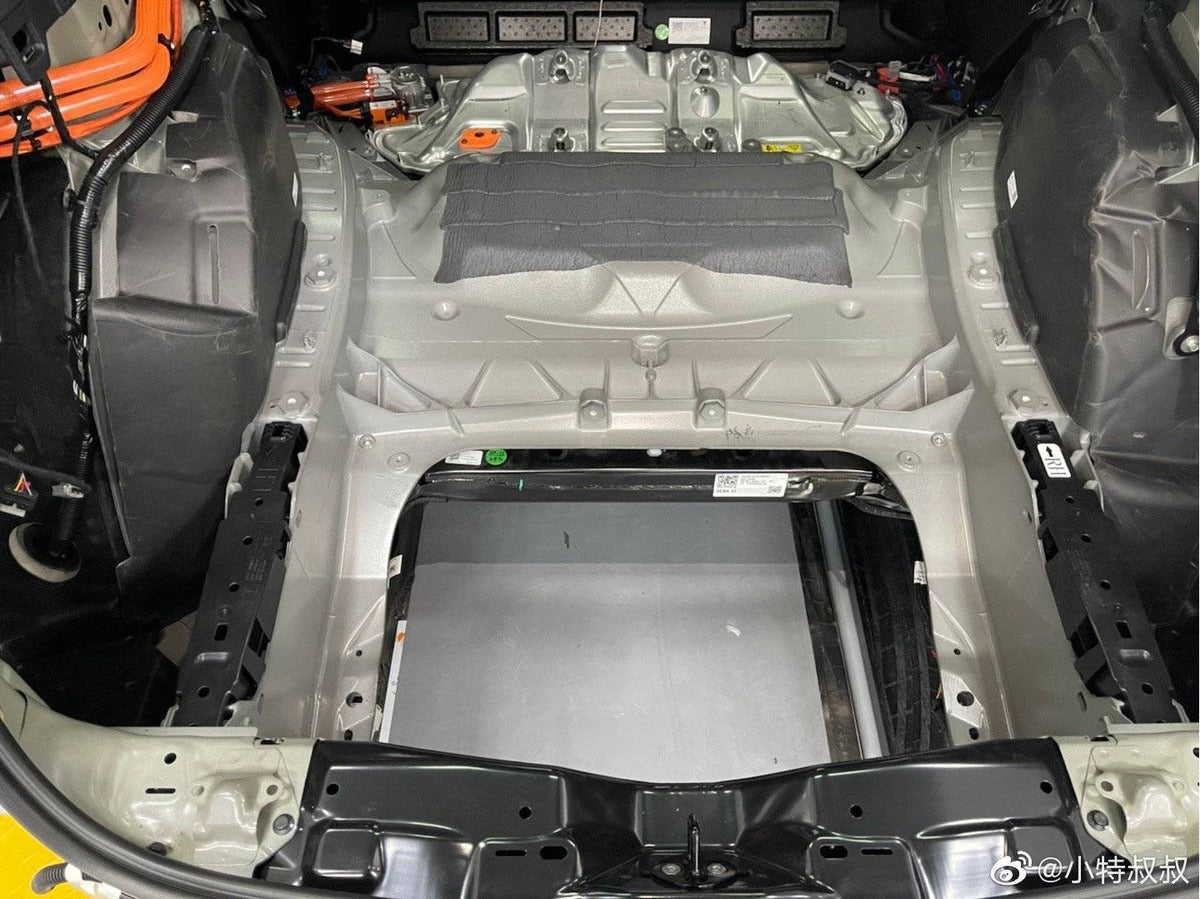 First Look: Tesla Model Y Single Piece Rear Casting Underbody