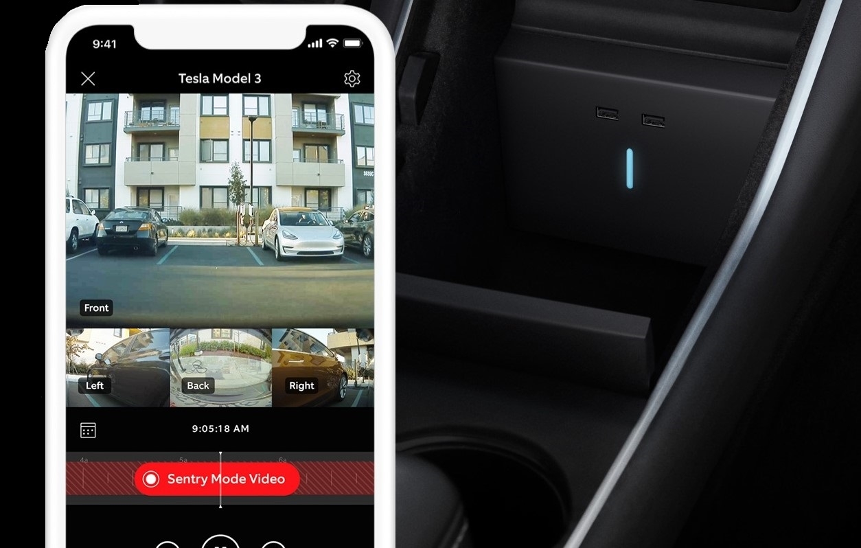 Tesla Remote Livestream Video May Be Coming Soon to Your Tesla App