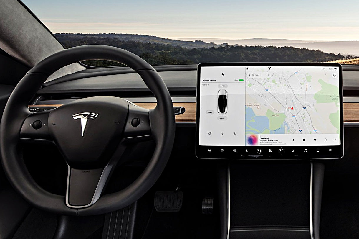 Tesla's New Patent Improves Navigation System for Autopilot