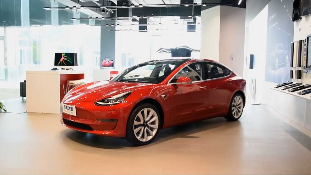 Tesla Q1 China Sales Puts Things Into Perspective