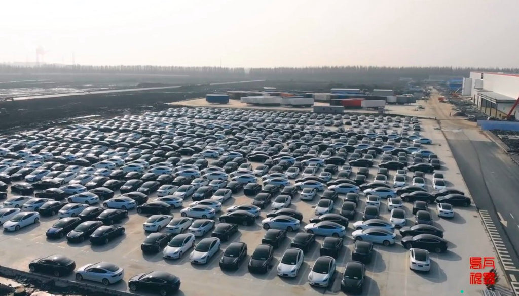 About 100 China-Made Tesla Model 3 were sold in a morning from one of the Shanghai local store, reported Chinese media
