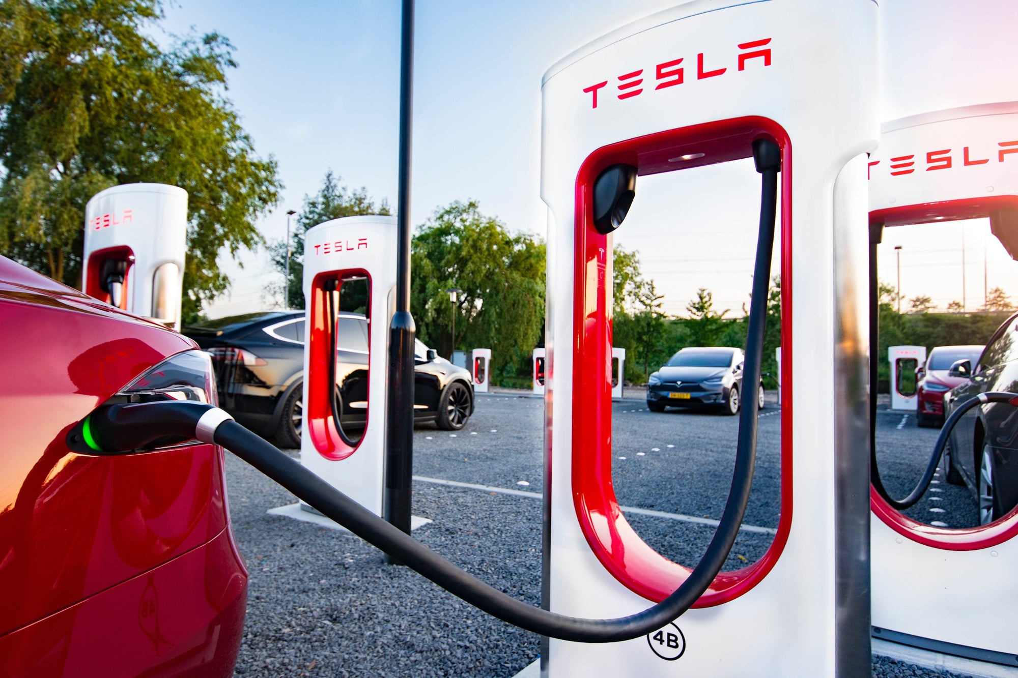 Tesla Supercharging Usage In NA Reaches Pre-C19 High, Hints Stronger Quarters Down The Road