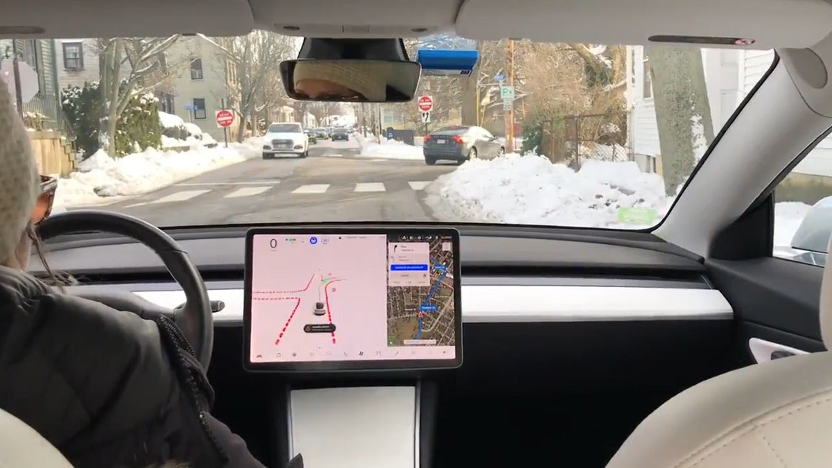 Tesla Full Self-Driving FSD Beta Is Launching in Canada Very Soon, Says Elon Musk
