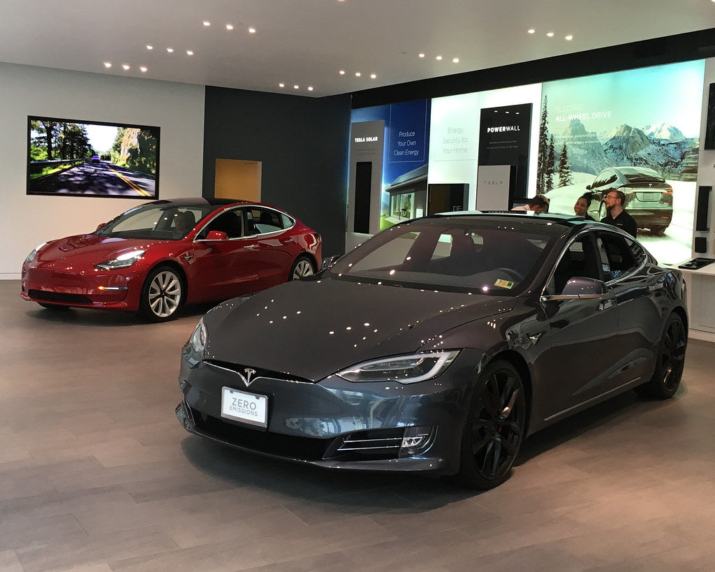 Tesla is now able to offer leases and test drives in Connecticut