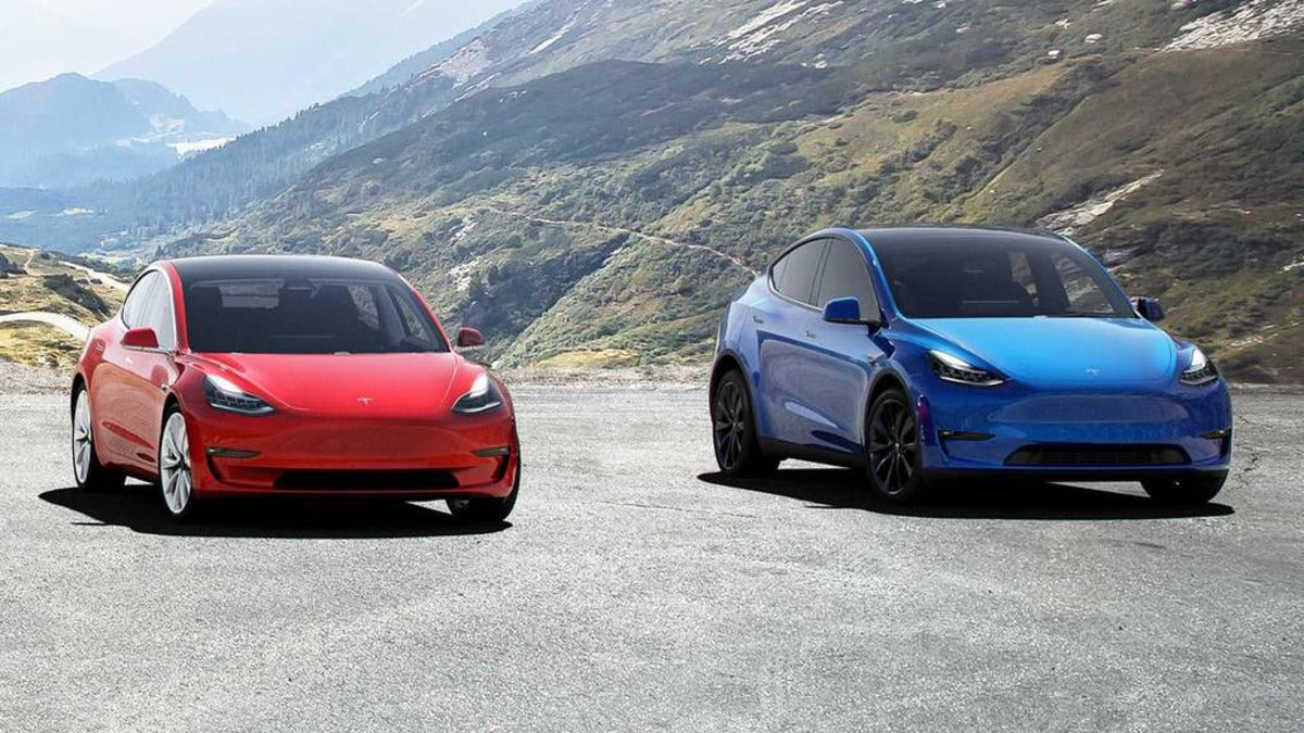 Tesla Model 3 & Y Make Top 5 Best-Selling Electric Vehicles in China in 2021