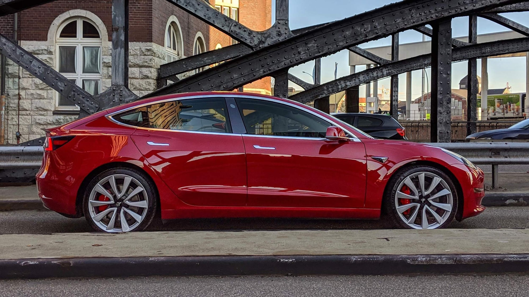 Tesla Model 3 Is Leading in Luxembourg With More Than 2X of The 2nd Place