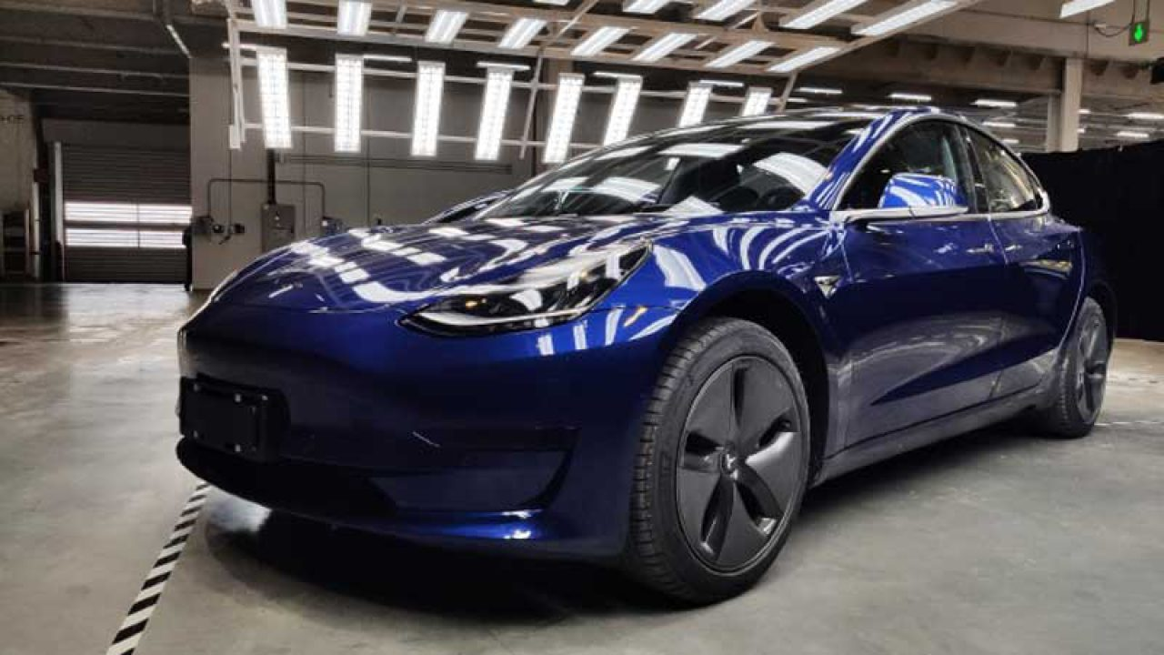 Tesla China-Made Model 3 Long Range Starts Delivering on May 20th