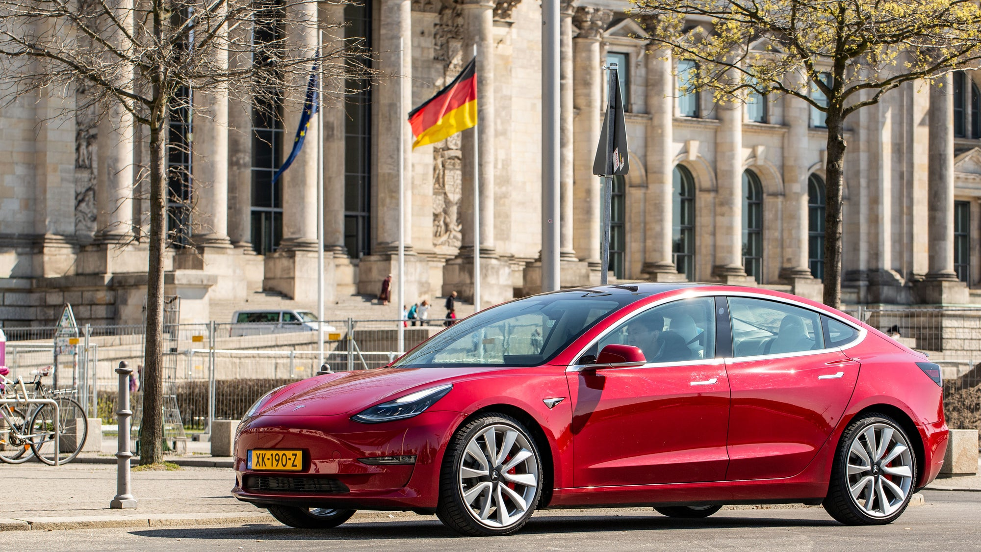 Tesla Model 3 is August's Best-Selling EV in Germany