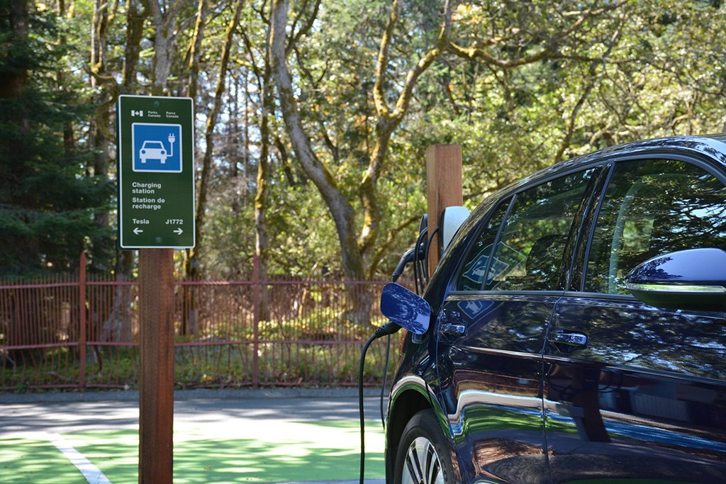 Tesla Donates Destination Chargers to Parks Canada & Prince Edward Island