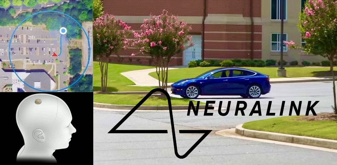 Neuralink Chip & Tesla Cars Could Link Up in Future with Brain Summon