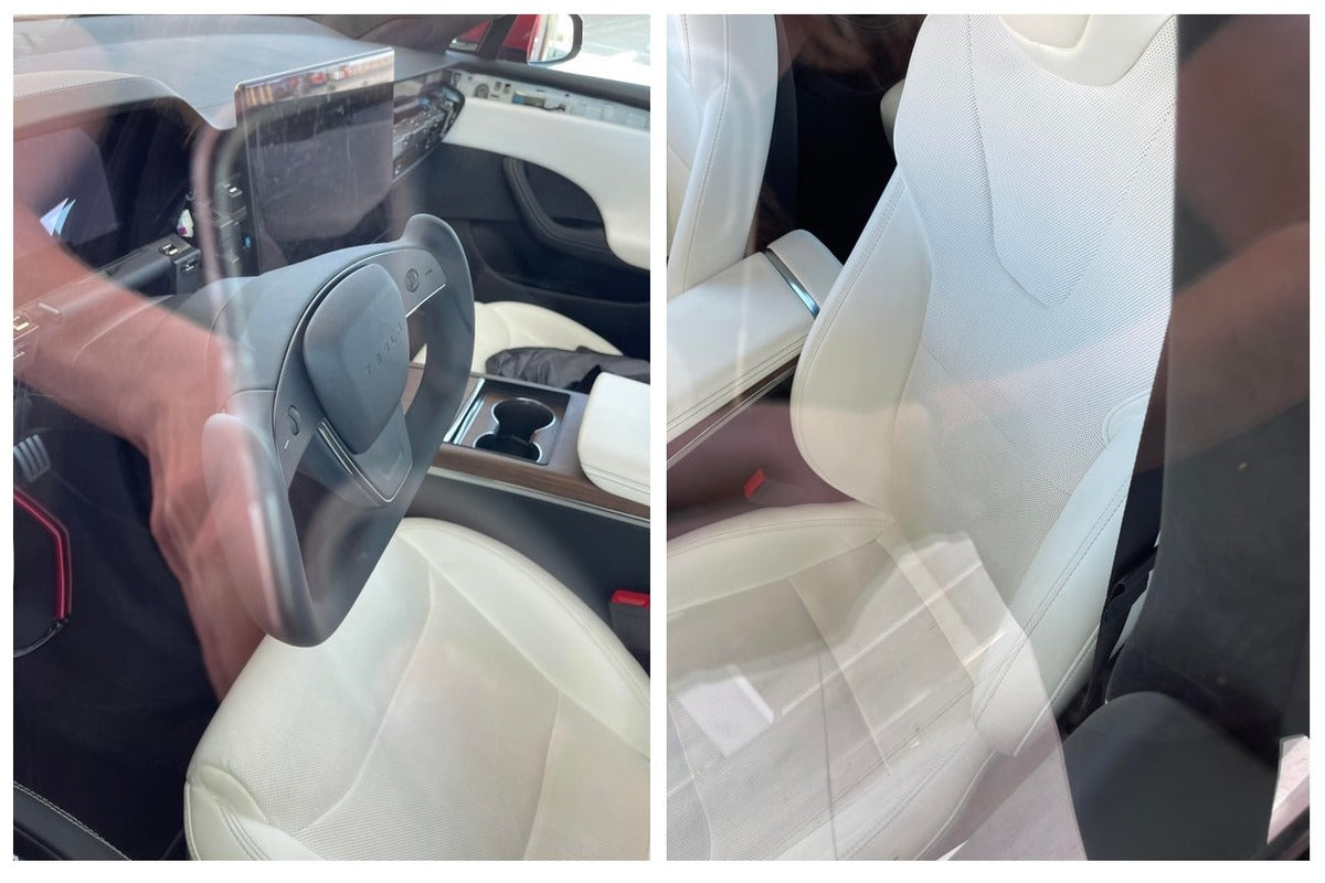 Refreshed Tesla Model S & X May Feature New Patented Seat Heating & Cooling System