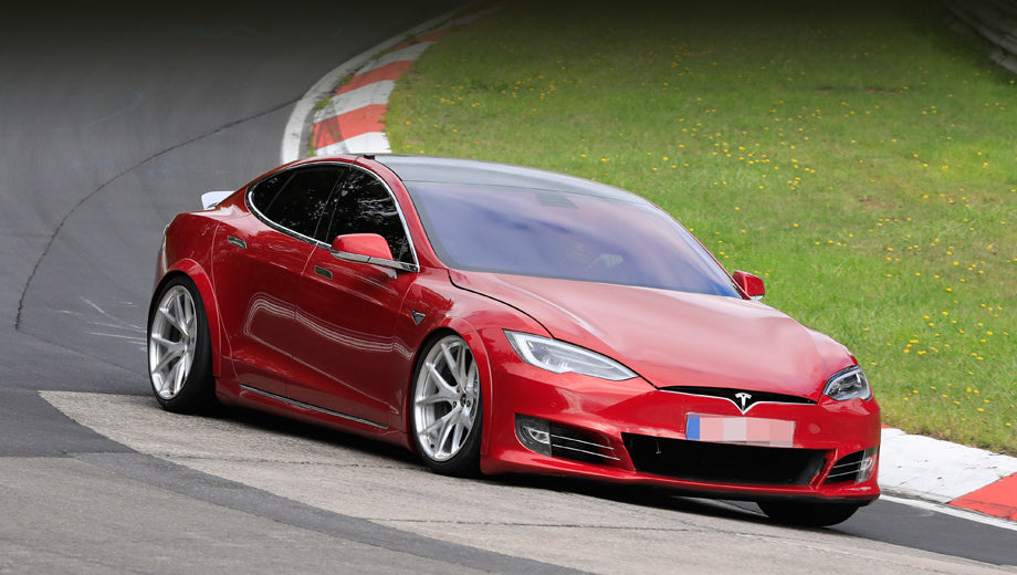 Tesla Model S is in The World Top Fastest-Accelerating Cars 2020