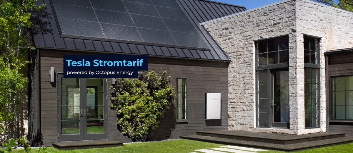 Tesla Offers Electricity Tariffs to Powerwall Owners in Germany