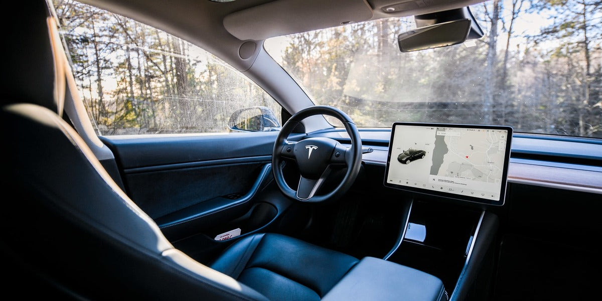 Cabin Cameras in Tesla Cars Are Not Activated Outside of North America
