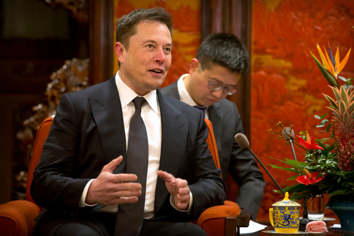 Elon Musk Talks AI, 3D Tunnels, Autonomous Vehicles & More at China Development Forum 2021
