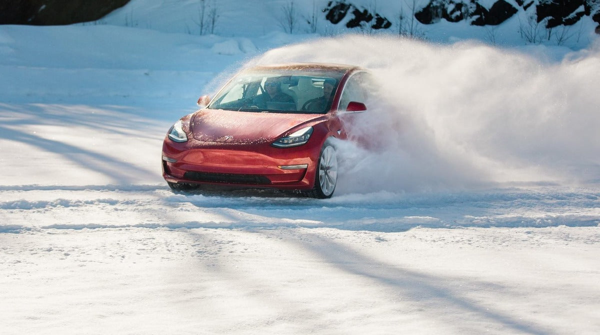 Tesla Model 3 Is the Best-Selling Electric Car in Norway in December 2020