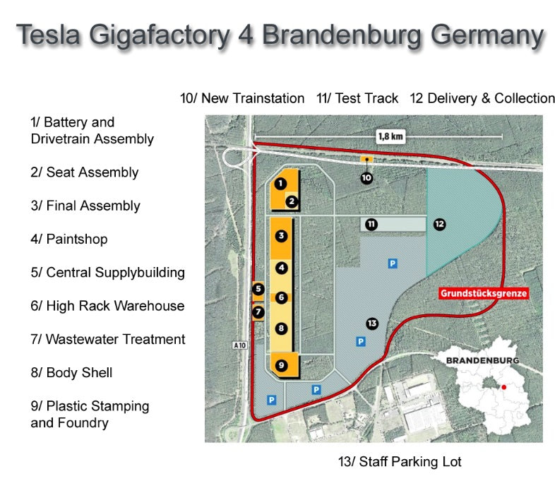 The budget committee for the sale of site for the Tesla Gigafactory 4 Germany will be held in January 2020