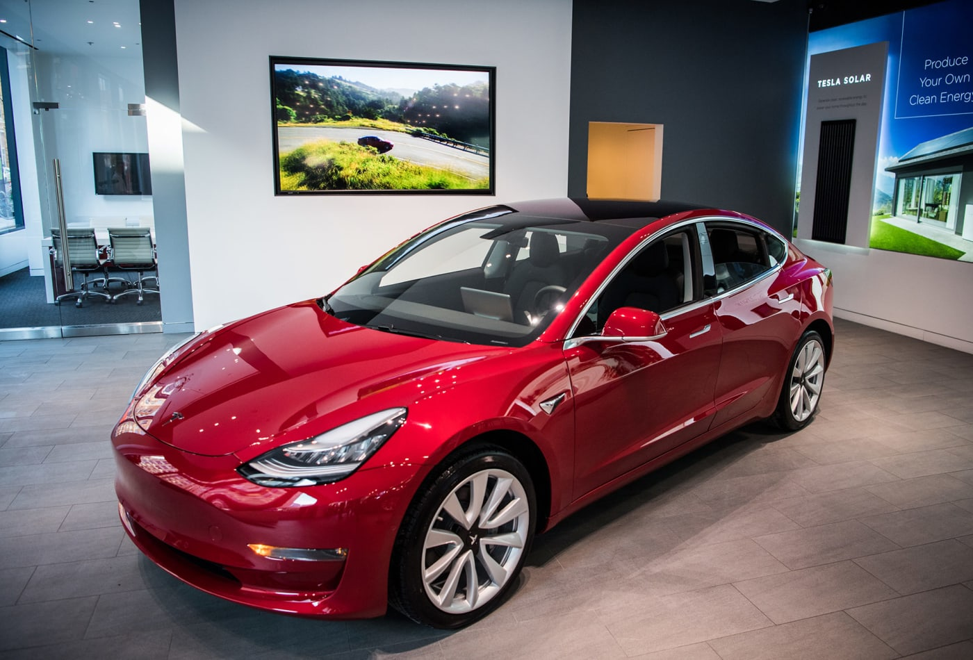 Tesla Model 3 Was Top Selling EV in the Netherlands for August 2020
