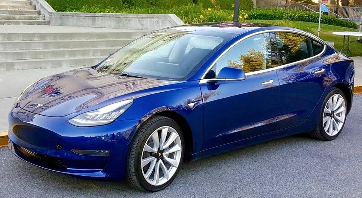 Tesla Model 3 Is September's Most Registered EV in Netherlands, Beats VW ID.3