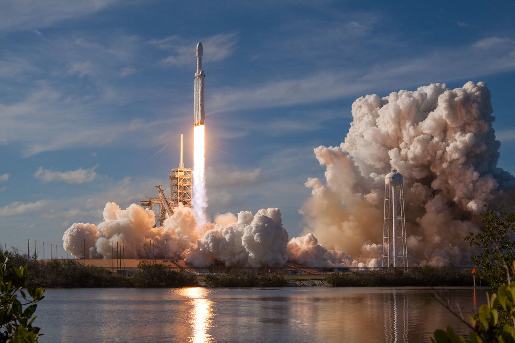 SpaceX's powerful Falcon Heavy rocket will launch payloads for the U.S. Space Force
