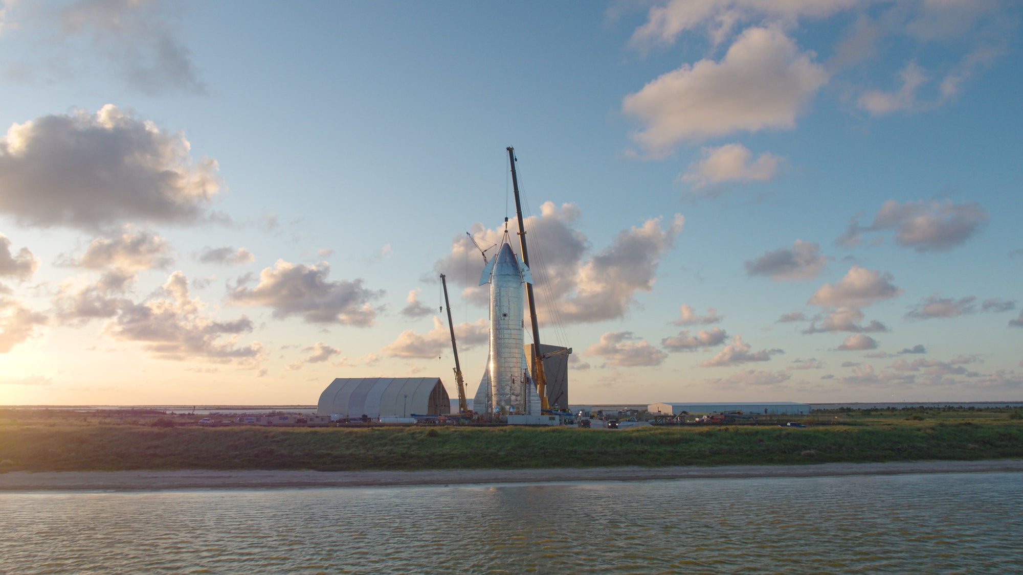 SpaceX is hiring a Resort Development Manager to develop a '21st Century Spaceport' and Resort in Texas