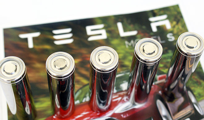 Tesla Gained Another Battery Cell Patent: Cell With A Tabless Electrode