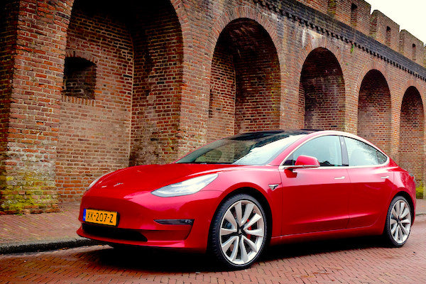 Tesla Model 3 Became #1 Best-Selling EV In Netherlands For The Month Of June