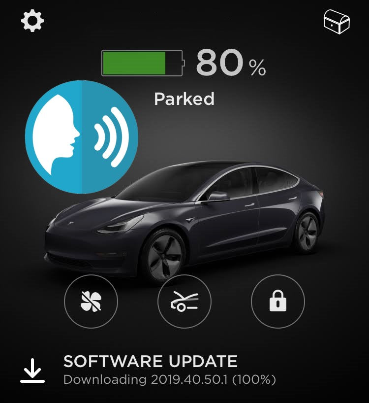 Voice Commands in Tesla's 2019.40.50.1 New Software Update (List)