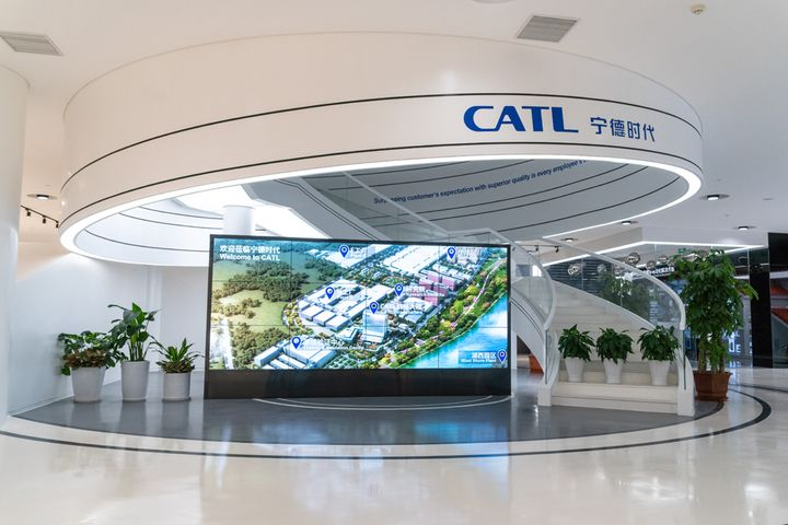Tesla China Battery Supplier CATL Plans To Largely Increase Cell Production Capacity