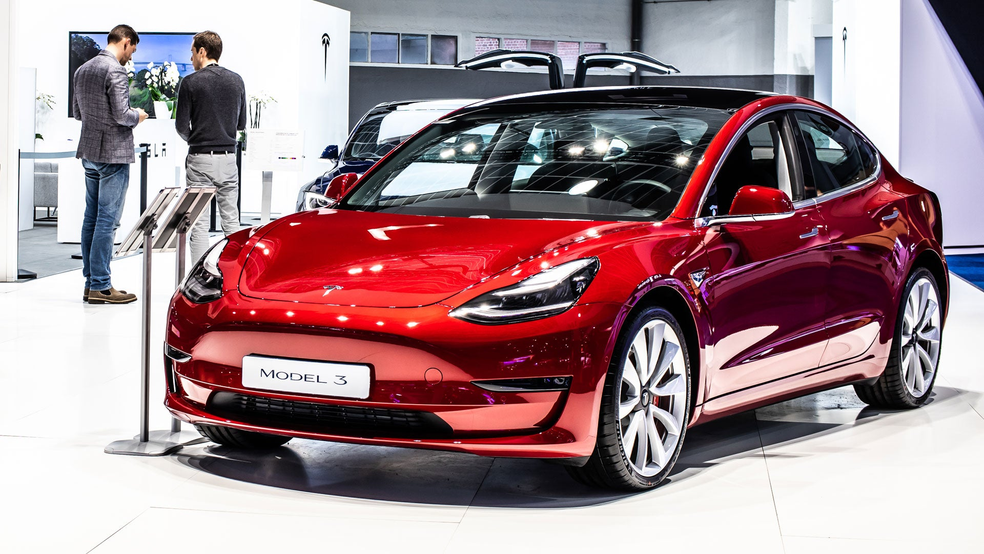 Tesla Model 3 Dominates August Global EV Sales with 3.4X of 2nd Place, Model Y Jumps To 3rd Place