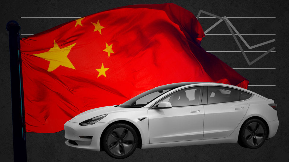 Demand for Tesla Model 3 made in China grows