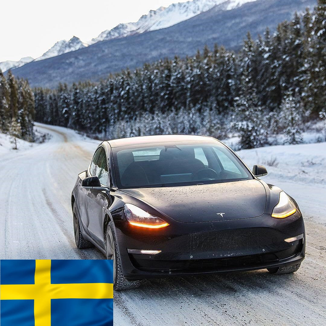 Tesla Model 3 Became The Best-Selling EV In Sweden in March 2020