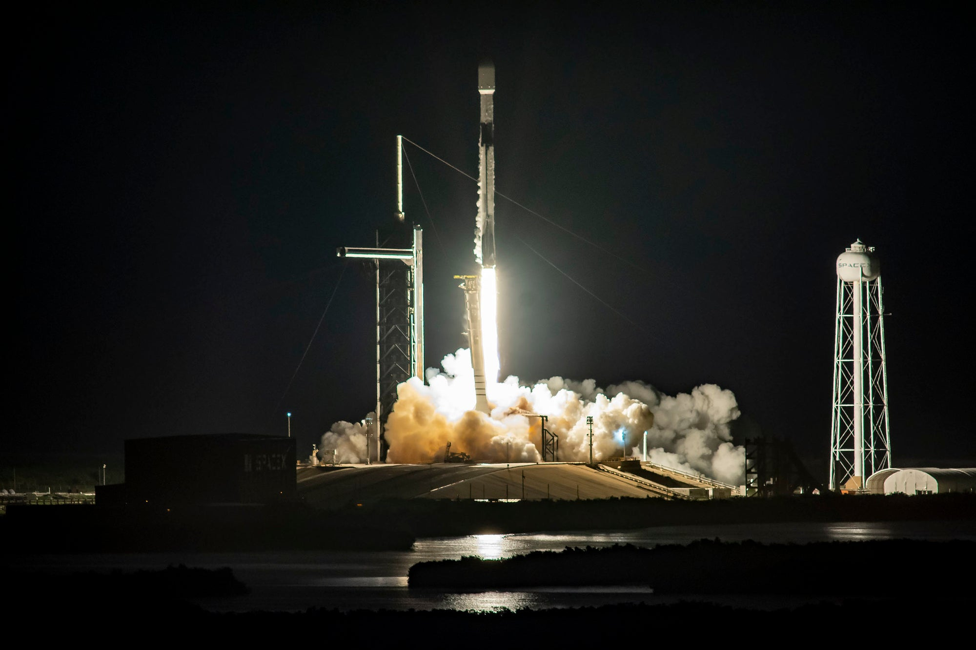 SpaceX deploys Starlink and BlackSky satellites